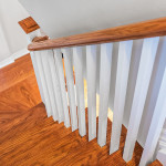 Photo of Wooden railing
