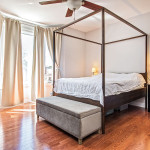 luxury home renovation bedroom