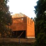 building in development