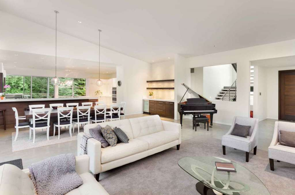 Luxury home renovation completed