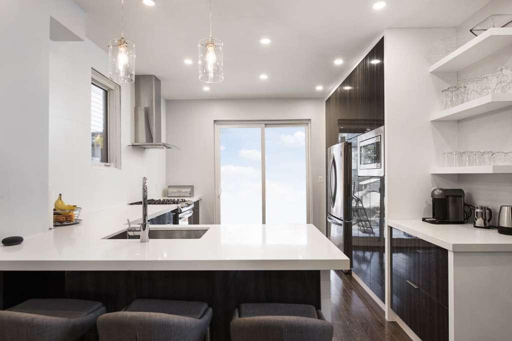 kitchen renovated in toronto